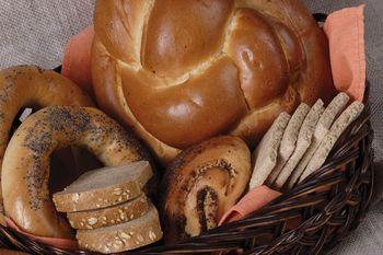 белый хлеб мучное