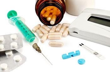 Суспензия цинк инсулина для инъекций