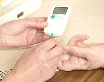 Режим и питание диабетика