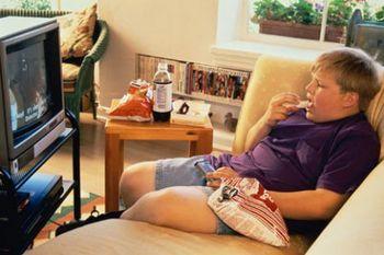 фаст - фуд и ожирение