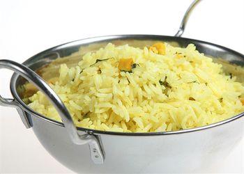 белый рис диетическое блюдо