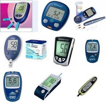 Гемоглобин у больных сахарным диабетом