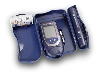 аппарат глюкометр