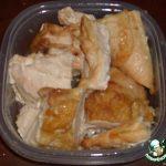 Паштет куриный с сыром