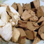 Паштетная печеночно-куриная колбаса