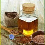 Как диабетикам принимать льняное масло в лечебных целях