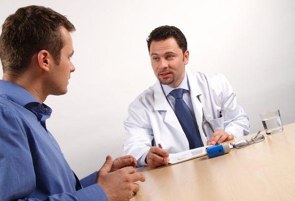 Поход к врачу