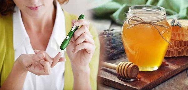 Инсулинозависимая девушка и мед