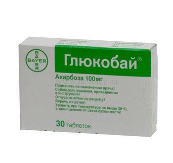 глюкобай - лечение