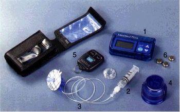 помпа для диабетиков