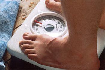 встаем на весы