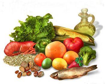 диабет и сбалансированная диета