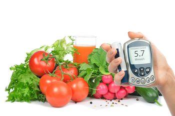 диабет и питание