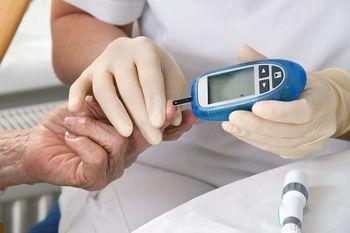 контроль уровня глюкозы