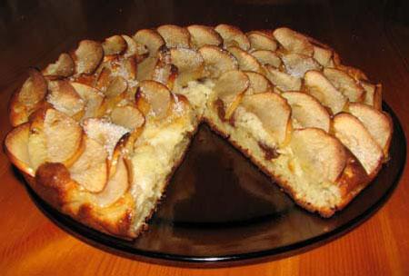 цветаевский пирог для диабетиков