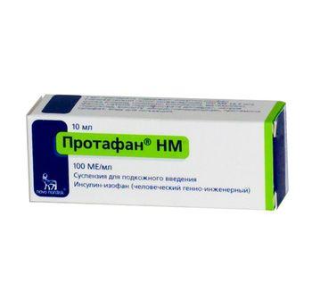 Протафан против диабета