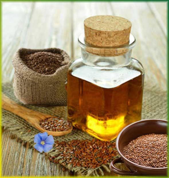 Льняное масло и диабет: польза, как принимать
