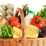Перечень продуктов с низким и высоким инсулиновым индексом