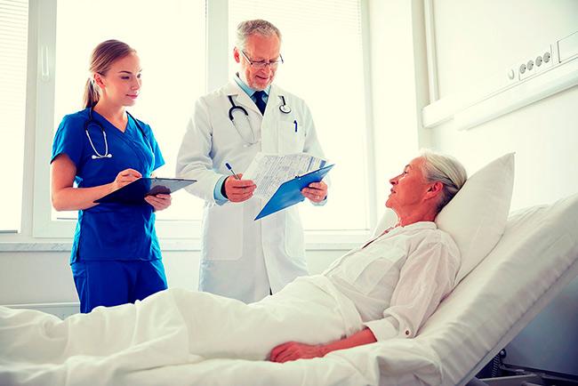 Госпитализация больного при повышении сахара в крови