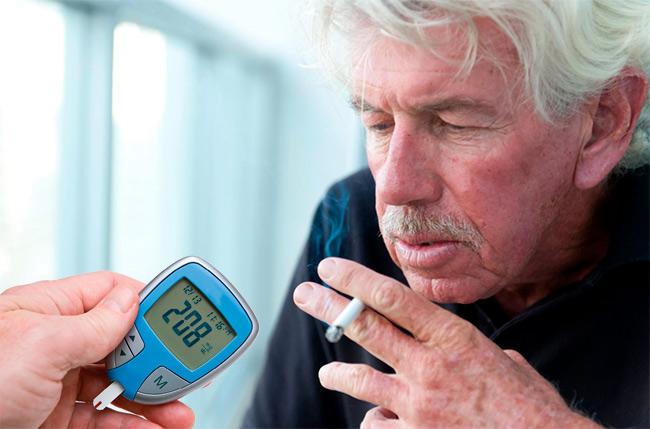 Причины повышения глюкозы в крови